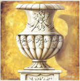 Ancient Vase II Prints by  Manso