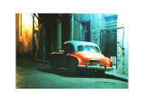 Una Noche En Cuba Prints by Robert To