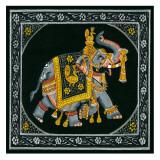 Tibetan Elephant Prints