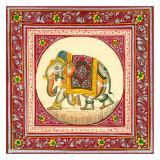 Tibetan Elephant Posters