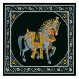 Tibetan Horse Print