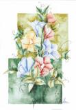 Flower Center II Poster by  Villalba