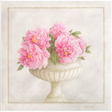 Vase Large De Roses Posters by Vincent Perriol