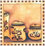 Sugar And Milk Art by  Urpina