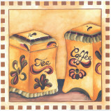 Tea And Coffee Prints by  Urpina