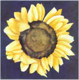 Huge Sunflower II Prints by  Villalba