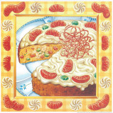 Fruit Cake Posters by  Urpina