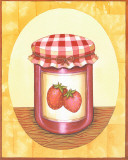 Strawberry Jam Posters by  Urpina