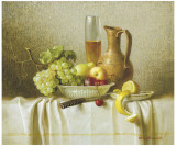 Still Life With Pitcher Art by Igor Belkovskij