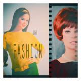 Fashion II Stampa di Jean-François Dupuis
