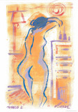 Nude II Prints by  Losar