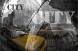 Yellow City VII Art by Jean-François Dupuis
