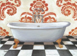 Modern Bath I Prints by  Conde