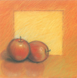 Red Apples Prints by Urpina 