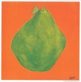 Pear Art by  Urpina