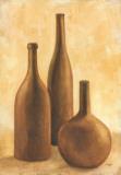 Brown Pots I Prints