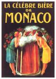 Bière De Monaco Posters