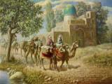 Kaffal-Schaschi-Mausoleum Posters by A. Chairudinov