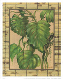 Tropical Plant II Posters by L. Romero