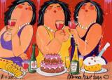 Wanna Have Fun Prints by El Van Leersum