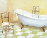 En El Bano I Art by  Conde