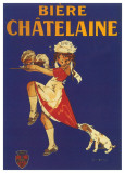 Bière Chatelaine Prints