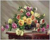 Bouquet Of Roses Plakater av Igor Buzin