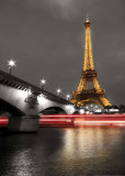 Tour Eiffel Prints by Jean-jacques Bernier