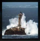 Phare De La Vieille Prints by Jean-Marie Liot