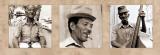Triptyque Santiago De Cuba Affiches par Christophe Chat-Verre