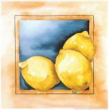 3 Lemons Poster by  Urpina