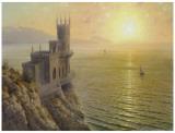 Afternoon Splendour Prints by A. Gorjacev