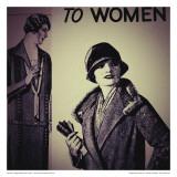 Vintage Womenwear 1925 I Art by Jean-François Dupuis
