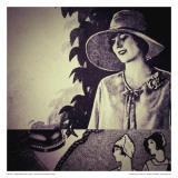 Vintage Womenwear 1925 II Prints by Jean-François Dupuis