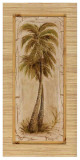 Palm Tree II Print by L. Romero