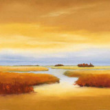 Down The River I Planscher av Hans Paus