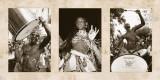 Salvador de Bahia Affiches par Christophe Chat-Verre