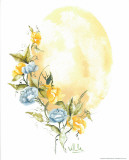 Watercolour Flower III Print by  Urpina