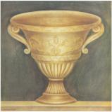 Monumental Vase III Print by Lewman Zaid