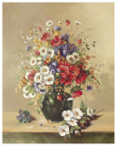 September Bouquet Prints by Corrado Pila