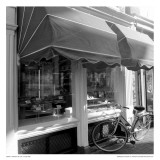 Patisserie Du Coin Print by Carl Ellie