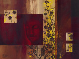 Buddha III Kunst von  Verbeek & Van Den Broek