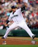 Felix Hernandez 2011 Action Photo