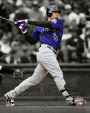 Carlos Gonzalez 2011 Spotlight Action Photo