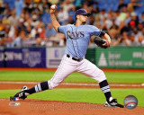 James Shields 2011 Action Photo