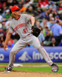 Bronson Arroyo 2011 Action Photo