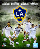 2011 Los Angeles Galaxy Composite Photographie