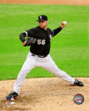 Mark Buehrle 2011 Action Photo