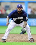 Prince Fielder 2011 Action Photo