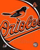 2011 Baltimore Orioles Team Logo Photographie